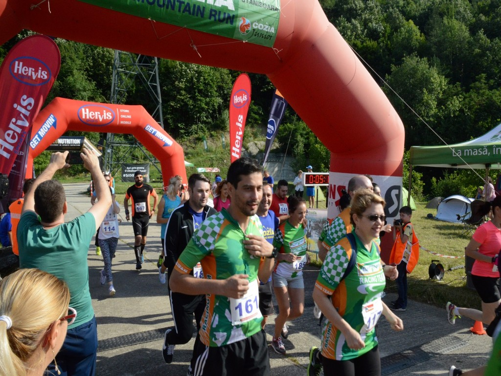 Cozia Mountain Run 2018