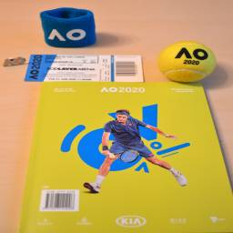 Un mic cadou de la Australian Open 2020
